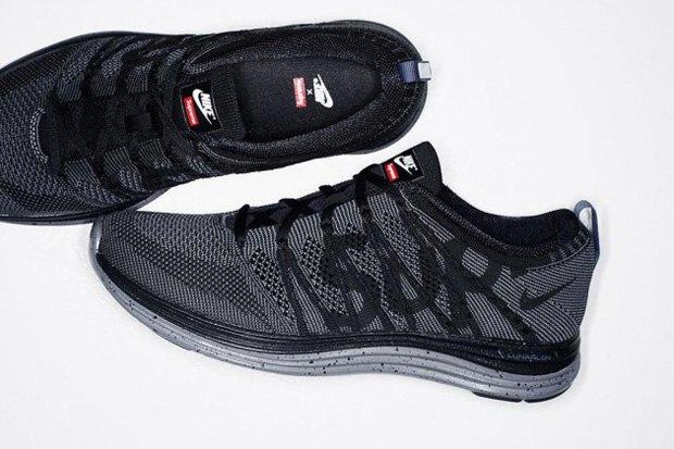 Капсульная коллекция кроссовок Supreme и Nike была продана за 30 секунд. Изображение № 3.