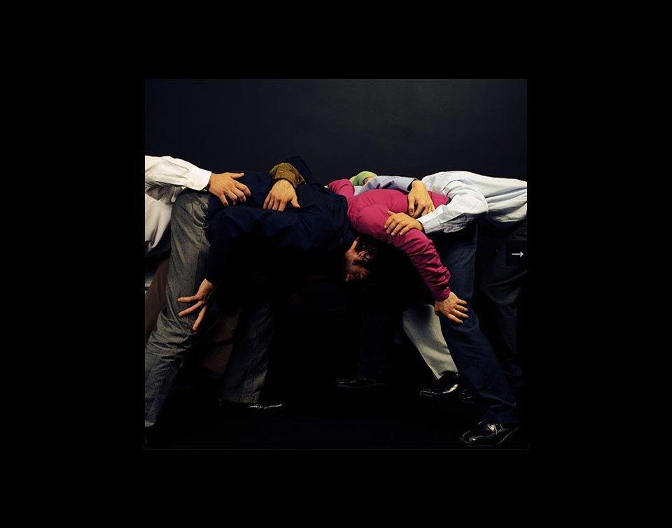 Фотопроект «Регби»: Абсурдность большого спорта глазами Эдуара Леве. Изображение № 6.