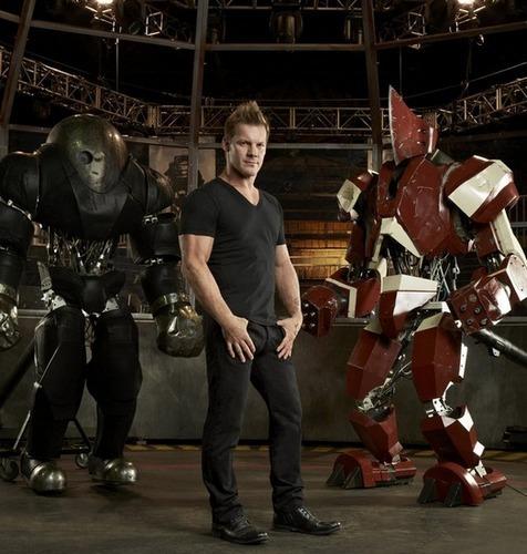 В США запускают телешоу с боями человекоподобных роботов. Изображение № 1.