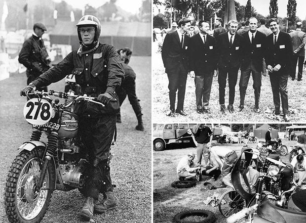 История и стилевые особенности эндуро и скрэмблеров — мотоциклов для езды по бездорожью. Изображение № 2.