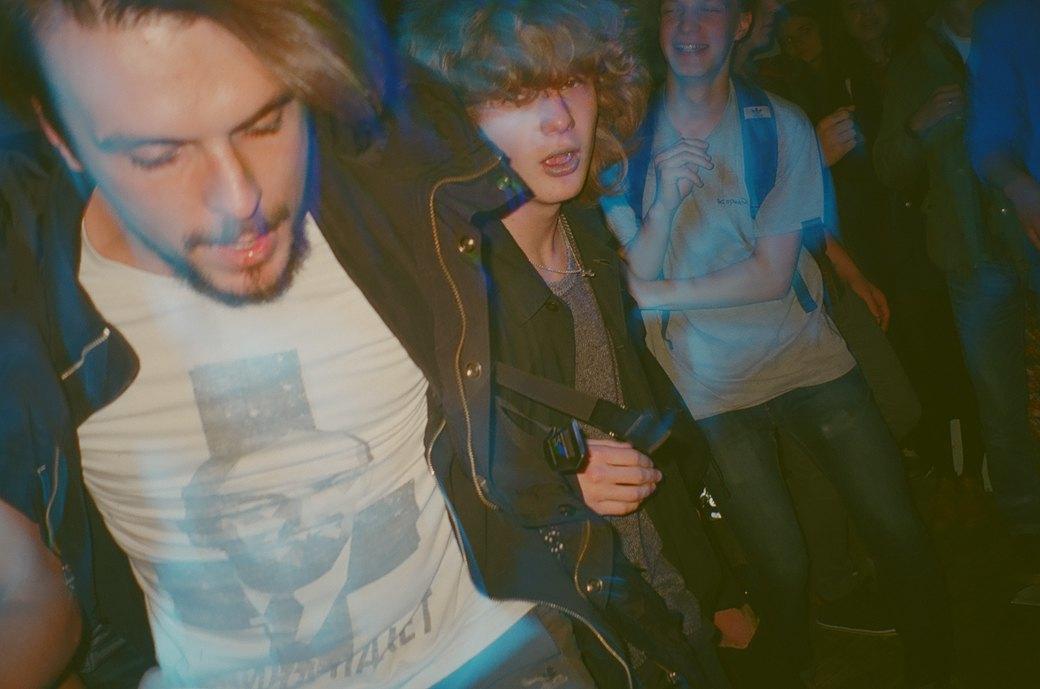 Фоторепортаж: «Замес» в клубе «Смена». Изображение № 7.