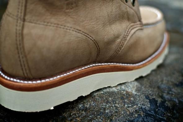 Новая модель обуви дизайнера Ронни Фига и марки Chippewa. Изображение № 4.