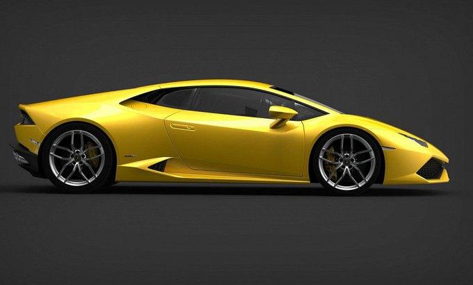 Итальянская компания Lamborghini представила новый суперкар Huracan. Изображение № 13.
