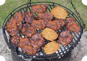 Задать жару: Основы приготовления мяса на открытом огне. Изображение №31.