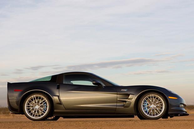 Chevrolet Corvette . Изображение № 4.