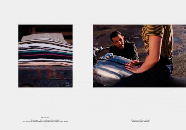 Марка Levi's Vintage Clothing выпустила лукбук осенней коллекции одежды. Изображение № 28.