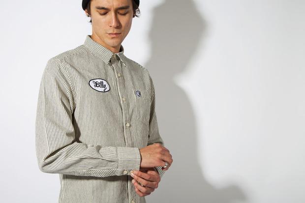 Марка Billionaire Boys Club опубликовала лукбук осенней коллекции одежды. Изображение № 5.