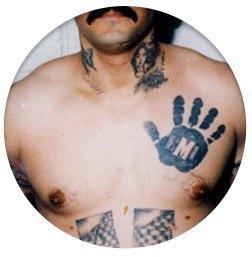 Гид по культуре американских тюремных тату. Изображение № 11.