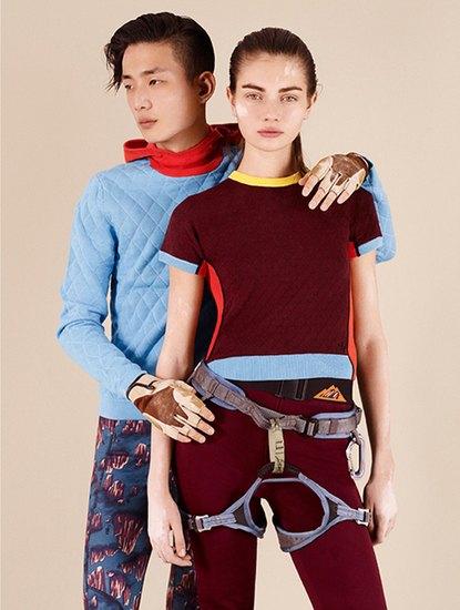Марки Opening Ceremony и Adidas Originals представили совместную коллекцию одежды. Изображение № 2.