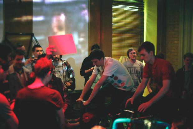 Фотографии с вечеринки Velocafe. Изображение № 9.