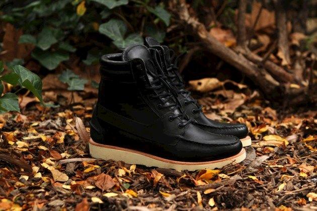 Дизайнер Ронни Фиг и марка Sebago представили осенне-зимнюю коллекцию обуви. Изображение № 3.