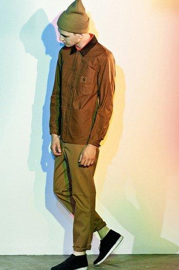 Марка Carhartt WIP выпустила лукбук весенней коллекции одежды. Изображение № 8.