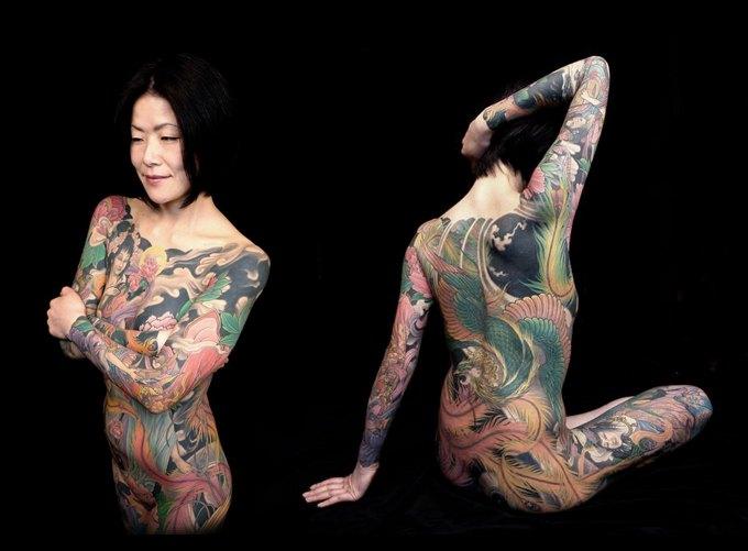 Путеводитель по культуре японских татуировок. Изображение № 12.
