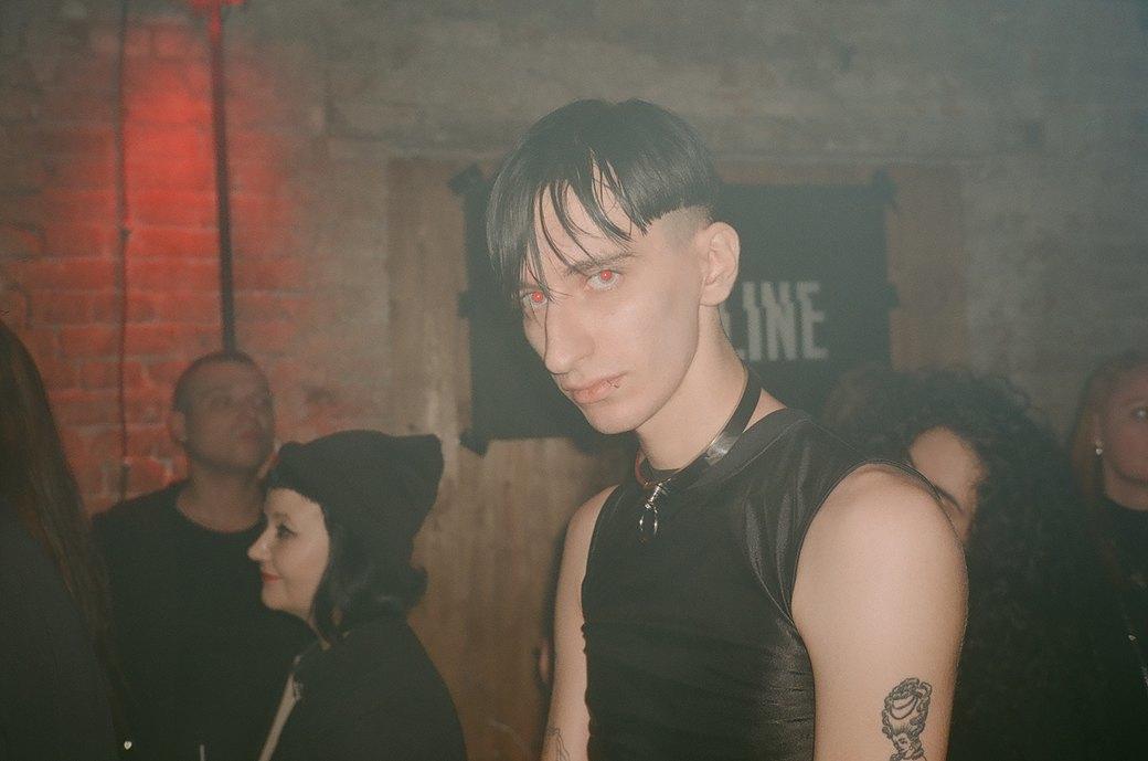 Фоторепортаж: «Дисциплина» в клубе «Смена». Изображение № 10.