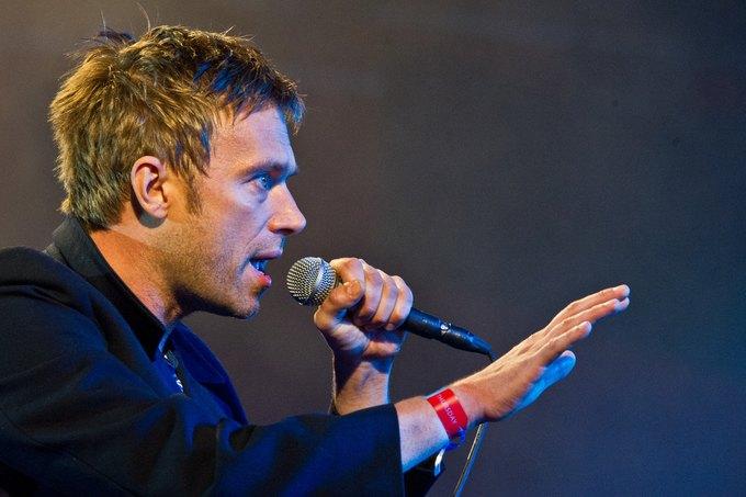 Фронтмен Blur Дэймон Албарн записал дебютный сольный альбом. Изображение № 1.