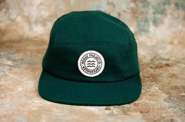 Датская марка Norse Projects представила новую коллекцию кепок. Изображение № 15.