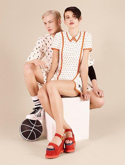 Марки Opening Ceremony и Adidas Originals представили совместную коллекцию одежды. Изображение № 1.
