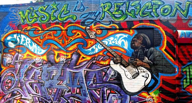 Google Street Art: Онлайн-музей граффити под открытым небом. Изображение № 13.