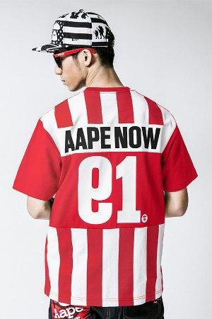 Марка Aape by Bape выпустила лукбук новой коллекции. Изображение № 9.