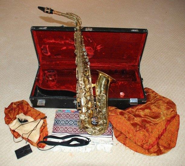 Саксофон Джона Колтрейна выставлен на интернет-аукцион eBay. Изображение № 5.