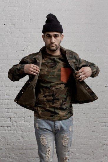 Марка 10.Deep выпустила лукбук весенней коллекции одежды. Изображение № 14.