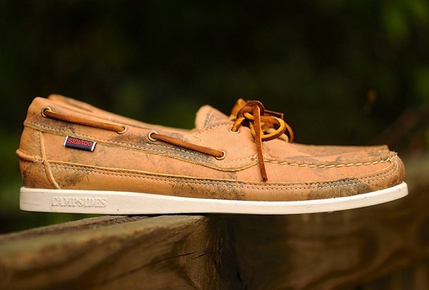 Дизайнер Ронни Фиг и марка Sebago представили совместную модель обуви. Изображение № 1.