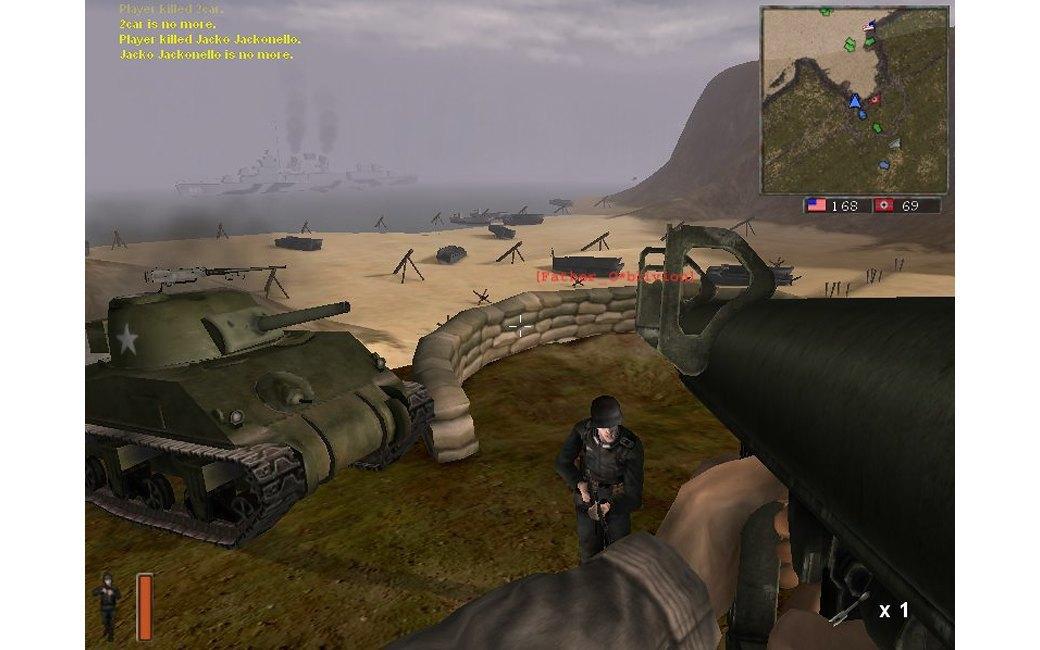 Battlefield 1942. Изображение № 16.