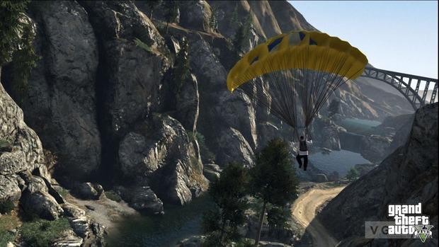 Опубликованы новые скриншоты игры GTA V. Изображение № 6.