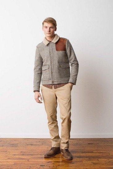 Марка Pendleton выпустила лукбук осенней коллекции одежды. Изображение № 21.