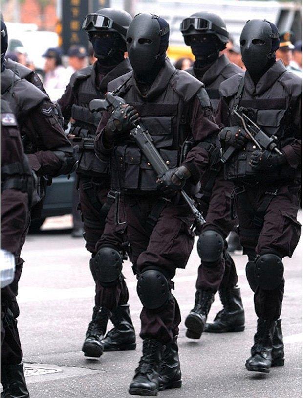 В Тайване представили новую военную форму «клонов» для солдат. Изображение № 2.