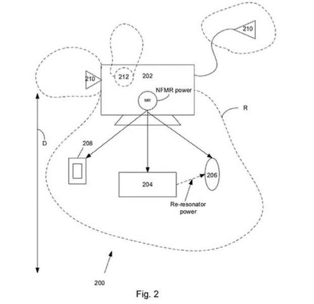 Apple разработали беспроводную зарядку. Изображение № 1.