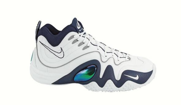 Поставить на ноги: 25 именных баскетбольных кроссовок. Изображение № 19.