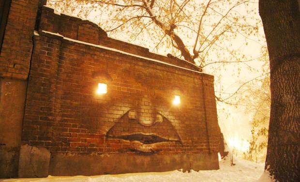 Скетчбук: Уличный художник Nomerz рассказывает о своих избранных работах. Изображение № 14.