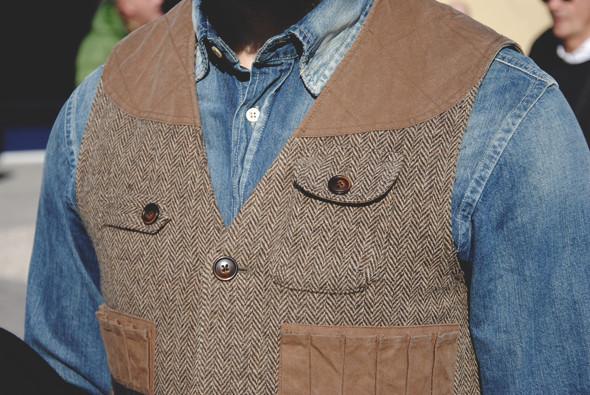 Детали: Репортаж с выставки мужской одежды Pitti Uomo. День первый. Изображение № 38.