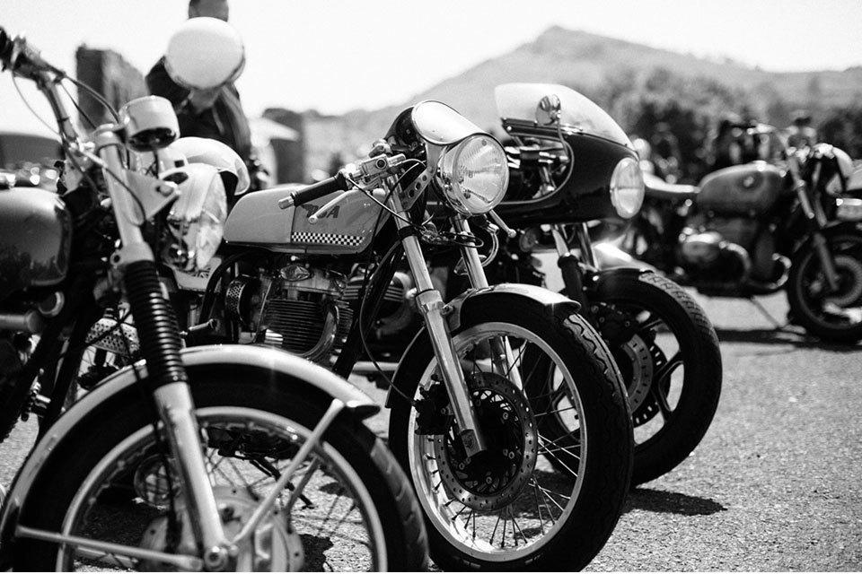 Фоторепортаж с мотоциклетного фестиваля Wheels & Waves. Изображение № 22.