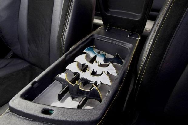 Kia показала пять из восьми «супергеройских» автомобилей. Изображение № 10.