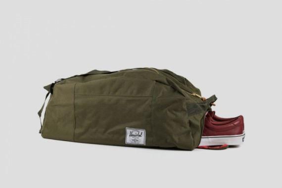 Новая коллекция рюкзаков марки Herschel. Изображение № 4.