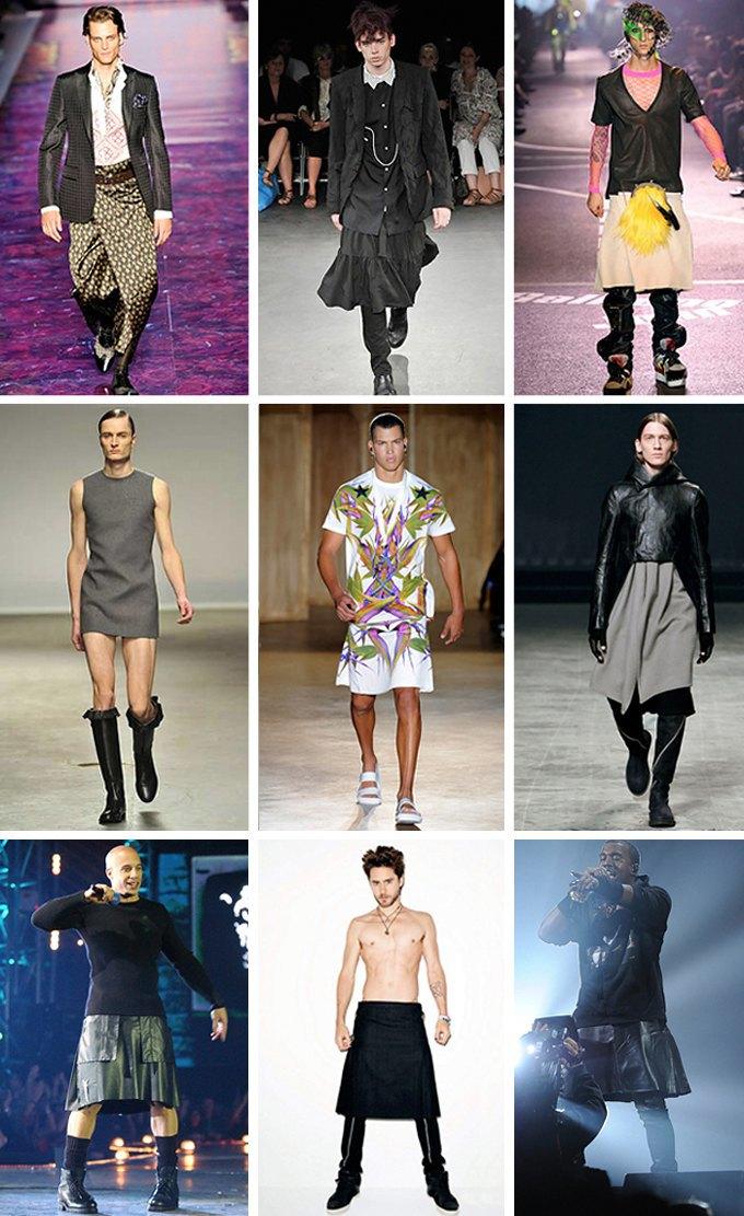 Килт-убийца: Как мужские юбки становятся мейнстримом. Изображение № 2.