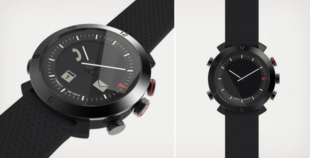 Дизайнерское бюро ConnecteDevice выпустили первые аналоговые «умные» часы. Изображение № 1.