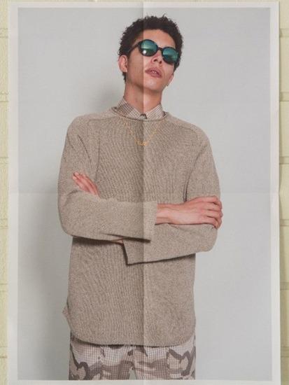 Японская марка Discovered выпустила лукбук весенней коллекции одежды. Изображение № 6.