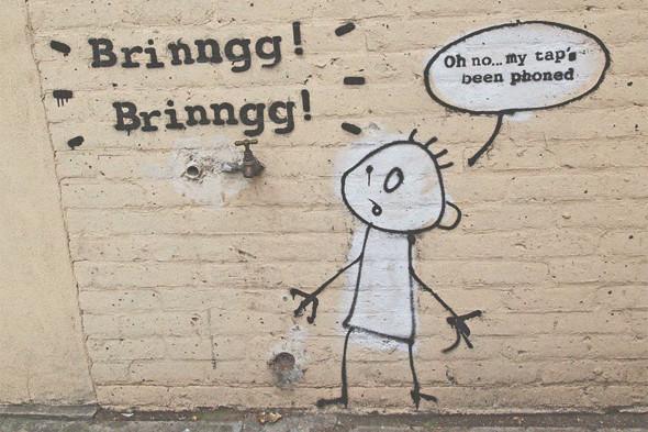 10 последних проектов уличного художника Бэнкси. Изображение № 10.