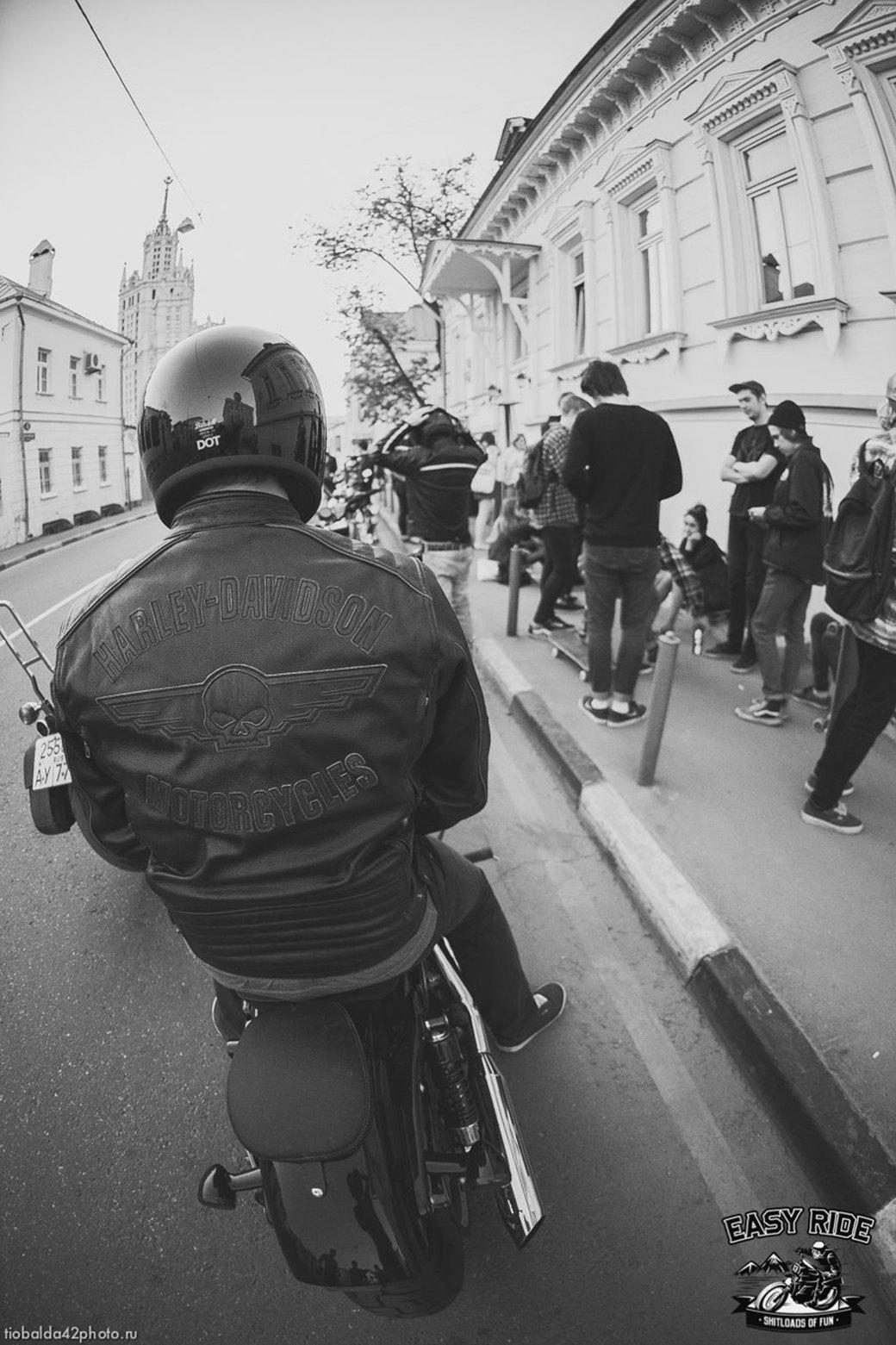 Easy Ride: Новый сезон проекта и видео с ночного заезда. Изображение № 4.