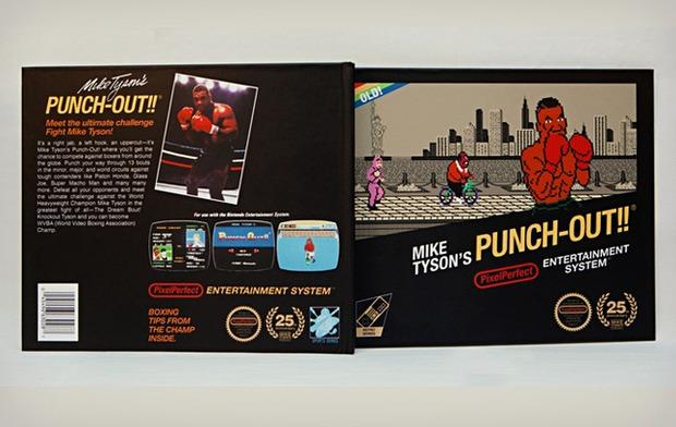 Вышла энциклопедия культовой игры Nintendo «Mike Tyson's Punch-Out!!» . Изображение № 1.