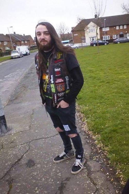Battle Jackets: Tumblr-блог, посвящённый жилетам с нашивками. Изображение № 20.