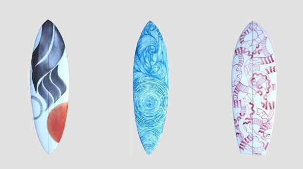 Для пострадавших от тайфуна на Филиппинах соберут деньги, продав доски для сёрфинга. Изображение № 1.