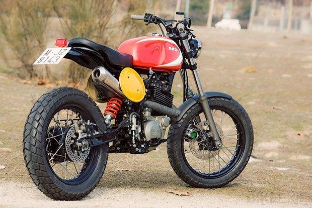 Ателье Radical Ducati прекращает работу. Изображение № 9.