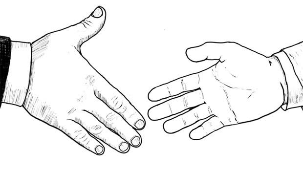 Совет: Как правильно здороваться. Изображение № 2.