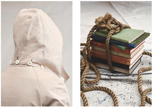 Французская марка Hixsept выпустила лукбук весенней коллекции одежды. Изображение № 13.