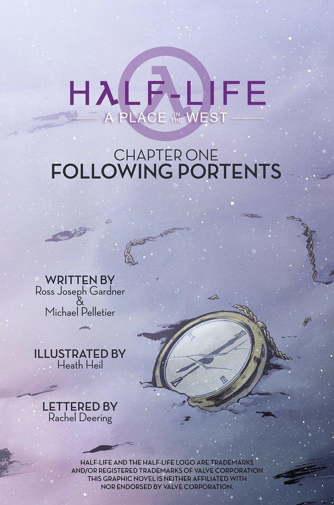 Фанаты создадут комиксы по вселенной Half-Life. Изображение № 1.