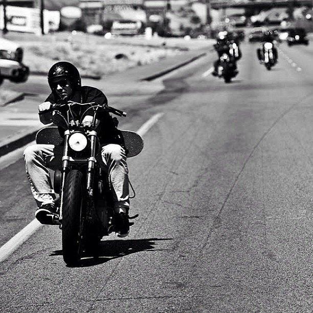 FURFUR представляет проект Easy Ride — путешествие на мотоциклах по городам Европы. Изображение № 3.